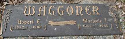 WAGGONER, ROBERT EARL - Minnehaha County, South Dakota | ROBERT EARL WAGGONER - South Dakota Gravestone Photos