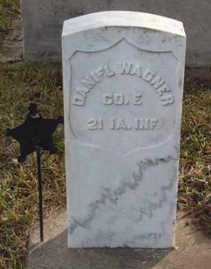 WAGNER, DANIEL - Minnehaha County, South Dakota   DANIEL WAGNER - South Dakota Gravestone Photos