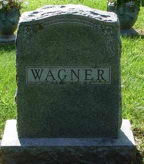 WAGNER, FAMILY MARKER - Minnehaha County, South Dakota   FAMILY MARKER WAGNER - South Dakota Gravestone Photos