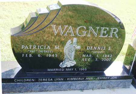 "WAGNER, DENNIS E. ""DENNY"" - Minnehaha County, South Dakota | DENNIS E. ""DENNY"" WAGNER - South Dakota Gravestone Photos"