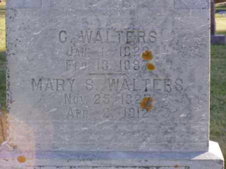 WALTERS, MARY S. - Minnehaha County, South Dakota | MARY S. WALTERS - South Dakota Gravestone Photos