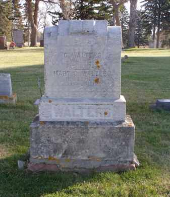 WALTERS, CHRISTOPHER - Minnehaha County, South Dakota | CHRISTOPHER WALTERS - South Dakota Gravestone Photos
