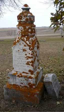 WANGSNESS, LUTHER E. - Minnehaha County, South Dakota | LUTHER E. WANGSNESS - South Dakota Gravestone Photos