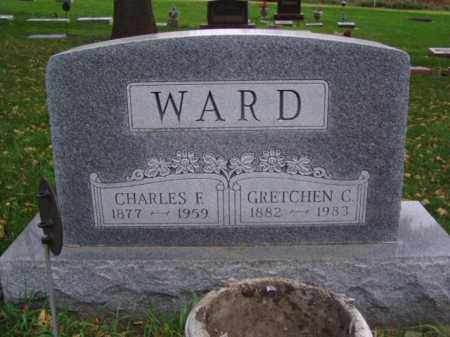 WARD, GRETCHEN C. - Minnehaha County, South Dakota | GRETCHEN C. WARD - South Dakota Gravestone Photos