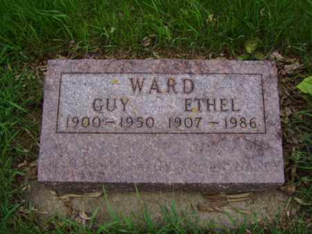 WARD, GUY - Minnehaha County, South Dakota | GUY WARD - South Dakota Gravestone Photos