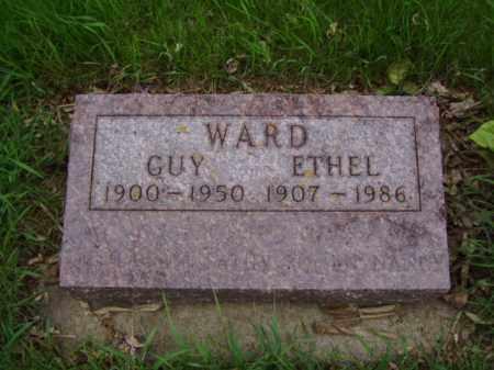 WARD, ETHEL - Minnehaha County, South Dakota | ETHEL WARD - South Dakota Gravestone Photos