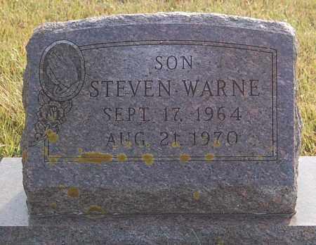 WARNE, STEVEN - Minnehaha County, South Dakota | STEVEN WARNE - South Dakota Gravestone Photos
