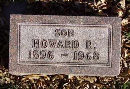 WARRELL, HOWARD R. - Minnehaha County, South Dakota | HOWARD R. WARRELL - South Dakota Gravestone Photos