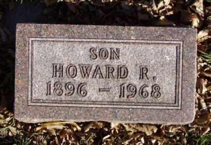 WARRELL, HOWARD R. - Minnehaha County, South Dakota | HOWARD R. WARRELL - South Dakota Gravestone Photos