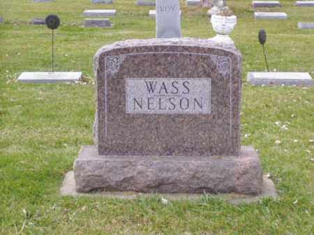 NELSON WASS, HARRIET - Minnehaha County, South Dakota | HARRIET NELSON WASS - South Dakota Gravestone Photos