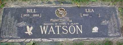 WATSON, LEA - Minnehaha County, South Dakota | LEA WATSON - South Dakota Gravestone Photos
