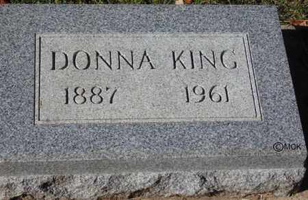 KING WEATHERWAX, DONNA M. - Minnehaha County, South Dakota | DONNA M. KING WEATHERWAX - South Dakota Gravestone Photos
