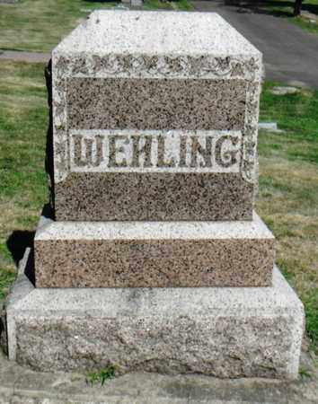 WEHLING, FAMILY STONE - Minnehaha County, South Dakota | FAMILY STONE WEHLING - South Dakota Gravestone Photos