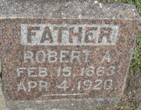 WEHLING, ROBERT A. - Minnehaha County, South Dakota | ROBERT A. WEHLING - South Dakota Gravestone Photos