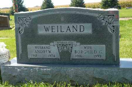 EVENSON MORTVEDT, BORGHILD - Minnehaha County, South Dakota | BORGHILD EVENSON MORTVEDT - South Dakota Gravestone Photos