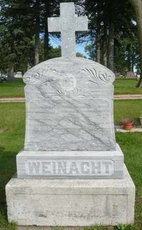 WEINACHT, FAMILY MARKER - Minnehaha County, South Dakota | FAMILY MARKER WEINACHT - South Dakota Gravestone Photos