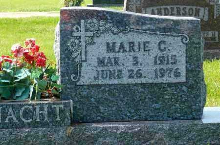 WEINACHT, MARIE C. - Minnehaha County, South Dakota | MARIE C. WEINACHT - South Dakota Gravestone Photos