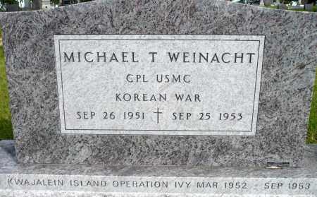 WEINACHT, MICHAEL T. (KOREAN WAR) - Minnehaha County, South Dakota | MICHAEL T. (KOREAN WAR) WEINACHT - South Dakota Gravestone Photos