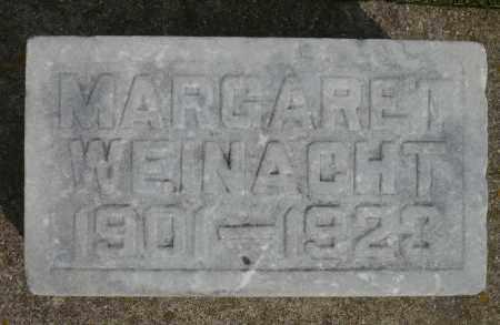 WEINACHT, MARGARET ANNA - Minnehaha County, South Dakota | MARGARET ANNA WEINACHT - South Dakota Gravestone Photos