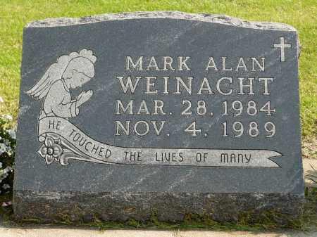 WEINACHT, MARK ALAN - Minnehaha County, South Dakota   MARK ALAN WEINACHT - South Dakota Gravestone Photos