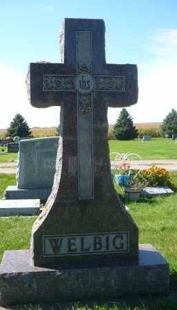 WELBIG, FAMILY MARKER - Minnehaha County, South Dakota | FAMILY MARKER WELBIG - South Dakota Gravestone Photos
