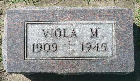 HUSS WELBIG, VIOLA M. - Minnehaha County, South Dakota   VIOLA M. HUSS WELBIG - South Dakota Gravestone Photos