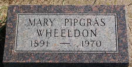 WHEELDON, MARY - Minnehaha County, South Dakota | MARY WHEELDON - South Dakota Gravestone Photos