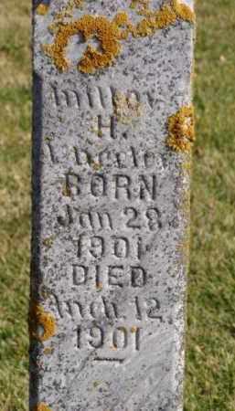 WHEELER, MILLER H. - Minnehaha County, South Dakota | MILLER H. WHEELER - South Dakota Gravestone Photos