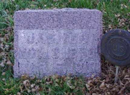WHITMORE, JASHUA - Minnehaha County, South Dakota | JASHUA WHITMORE - South Dakota Gravestone Photos