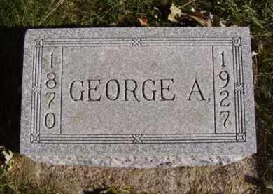 WICKS, GEORGE A. - Minnehaha County, South Dakota | GEORGE A. WICKS - South Dakota Gravestone Photos