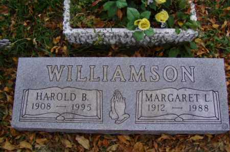 WILLIAMSON, MARGARET L. - Minnehaha County, South Dakota | MARGARET L. WILLIAMSON - South Dakota Gravestone Photos