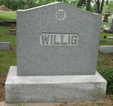 WILLIG, FAMILY STONE - Minnehaha County, South Dakota | FAMILY STONE WILLIG - South Dakota Gravestone Photos