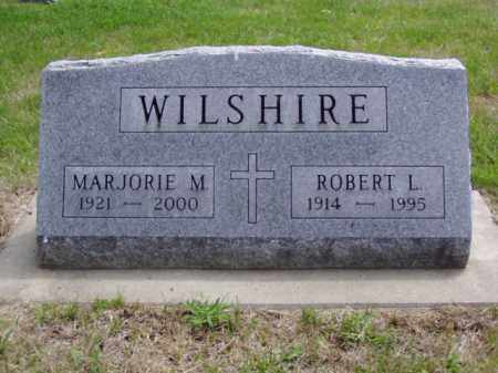 WILSHIRE, MARJORIE M. - Minnehaha County, South Dakota | MARJORIE M. WILSHIRE - South Dakota Gravestone Photos