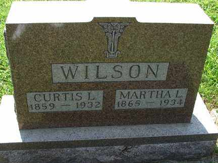 WILSON, CURTIS L. - Minnehaha County, South Dakota | CURTIS L. WILSON - South Dakota Gravestone Photos