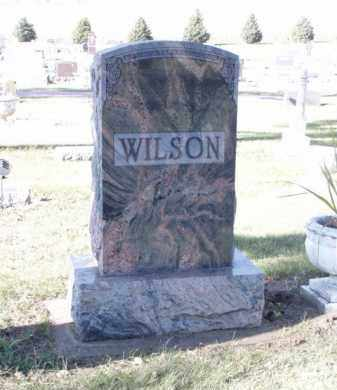 WILSON, HATTIE A. - Minnehaha County, South Dakota | HATTIE A. WILSON - South Dakota Gravestone Photos