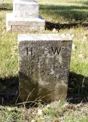 WILSON, HENRY - Minnehaha County, South Dakota | HENRY WILSON - South Dakota Gravestone Photos