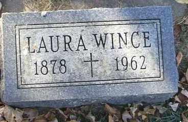 WINCE, LAURA - Minnehaha County, South Dakota   LAURA WINCE - South Dakota Gravestone Photos