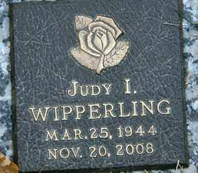 WIPPERLING, JUDY I. - Minnehaha County, South Dakota | JUDY I. WIPPERLING - South Dakota Gravestone Photos