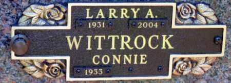 WITTROCK, CONNIE - Minnehaha County, South Dakota | CONNIE WITTROCK - South Dakota Gravestone Photos