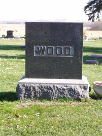WOOD, MARY E. - Minnehaha County, South Dakota | MARY E. WOOD - South Dakota Gravestone Photos
