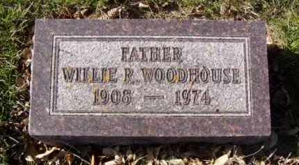 WOODHOUSE, WILLE RAY - Minnehaha County, South Dakota | WILLE RAY WOODHOUSE - South Dakota Gravestone Photos