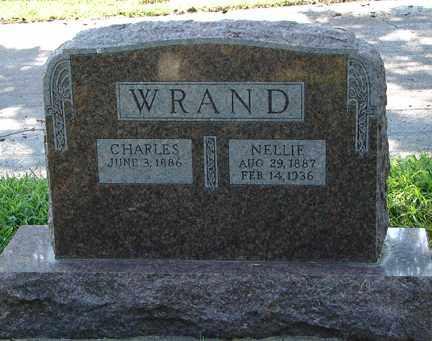 WRAND, CHARLES - Minnehaha County, South Dakota | CHARLES WRAND - South Dakota Gravestone Photos