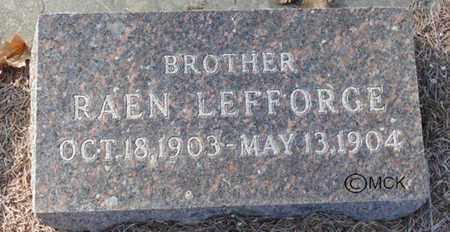 WRIGHT, RAEN LEFFORGE - Minnehaha County, South Dakota | RAEN LEFFORGE WRIGHT - South Dakota Gravestone Photos