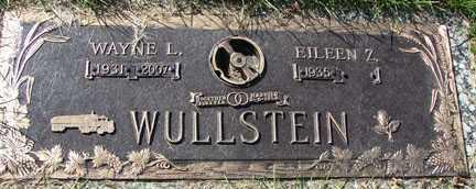 WULLSTEIN, WAYNE L. - Minnehaha County, South Dakota   WAYNE L. WULLSTEIN - South Dakota Gravestone Photos