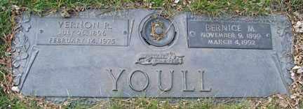 YOULL, BERNICE M. - Minnehaha County, South Dakota   BERNICE M. YOULL - South Dakota Gravestone Photos