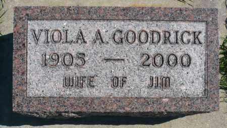 YOUNG, VIOLA ANN - Minnehaha County, South Dakota   VIOLA ANN YOUNG - South Dakota Gravestone Photos
