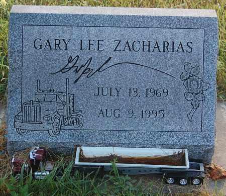 ZACHARIAS, GARY LEE - Minnehaha County, South Dakota | GARY LEE ZACHARIAS - South Dakota Gravestone Photos