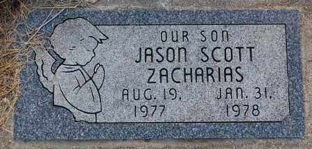 ZACHARIAS, JASON SCOTT - Minnehaha County, South Dakota | JASON SCOTT ZACHARIAS - South Dakota Gravestone Photos