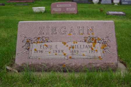 ZIEGAHN, WILLIAM L. - Minnehaha County, South Dakota | WILLIAM L. ZIEGAHN - South Dakota Gravestone Photos