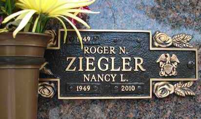 ELROD ZIEGLER, NANCY L. - Minnehaha County, South Dakota | NANCY L. ELROD ZIEGLER - South Dakota Gravestone Photos